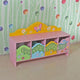 LEKEN Caterpillar/Fairies 4 Door Organiser