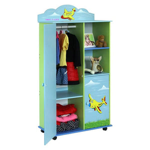 LEKEN Aero/Fairies Cabinet cum Shelves