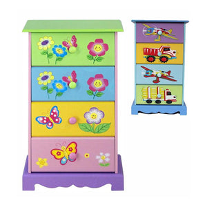 LEKEN Aero/Fairies Dresser (3 Heights)