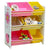 LEKEN Dolly 6 Bins Toy Organiser