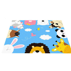 EFFEN Animals in the Sky Rug