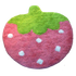 EFFEN Strawberry Shape Rug (3 Sizes)