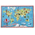 EFFEN World Map Rug