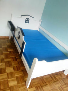 Oslo Little House Low Bed
