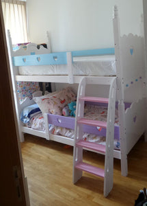 Oslo Princess Double Deck Bed