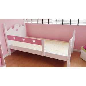 Oslo Princess Low Bed