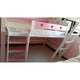 Oslo Princess Low Loft Bed
