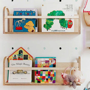 Peggyboard Magazine Rack (Curve or Straight)