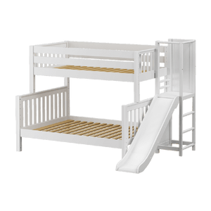 Maxtrix Medium Twin over Full Bunk w Side Slide (Est. 2mths)