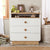 Cilek Natura Baby Dresser With Desk