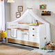 Cilek Natura Baby St Convertible Baby Bed (75X160 Cm) (With Bundle Options)