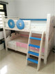 Oslo Nautical Double Deck Bed