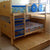 Oslo Nautical Triple Deck Bed