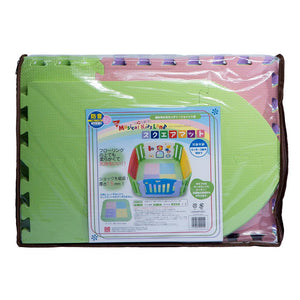 Nihon Ikuji 4 Panel Play Yard (without mat)