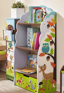 Fantasy Fields Owl BookShelf