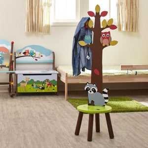 Fantasy Fields Owl Clothes Stand