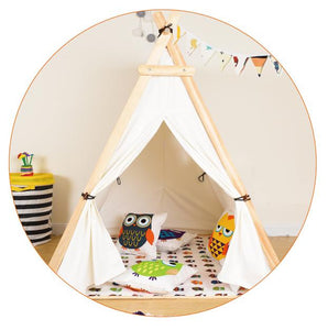 PETIT Little Ethnic Teepee Camper