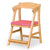 PETIT Solid Wood Adjustable Height Ergo Chair