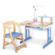 PETIT Solid Wood Adjustable Height & Tilt Ergo Table and Chair