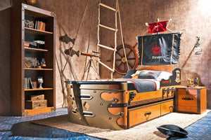 Cilek Pirate Bookcase