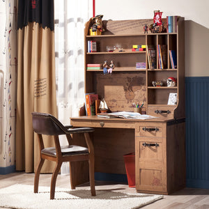 Cilek Pirate Study Desk With Unit