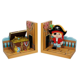 Fantasy Fields Pirate Book Divider