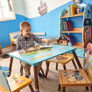 Fantasy Fields Pirate Play Table