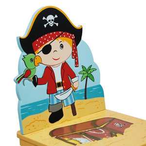 Fantasy Fields Pirate Play Table w #01 Chairs