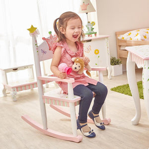 Fantasy Fields Princess Frog Rocking Chair