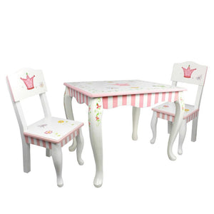 Fantasy Fields Princess Frog Set of 2 Chairs