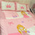 Joey's Princess Applique Bedsheet Set