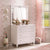 Cilek Romantica Dresser With Mirror