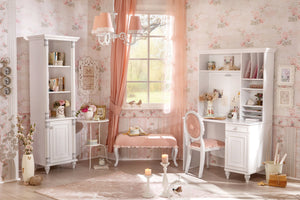 Cilek Romantica Study Desk With Unit