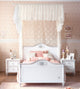 Cilek Romantic Bed (L-100X200 Cm)