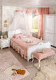 Cilek Romantic Sliding Wardrobe