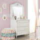 Cilek Romantic Dresser With Mirror