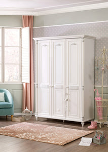 Cilek Romantic Large Wardrobe