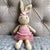 May's Hand Rabbit Purdy Cheri Crochet