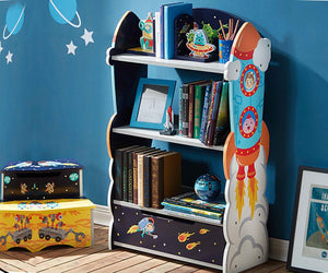 Fantasy Fields Rocket Book Shelf