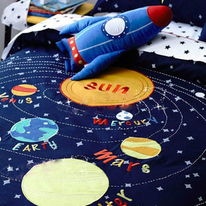Snuggle Rocket Cushion