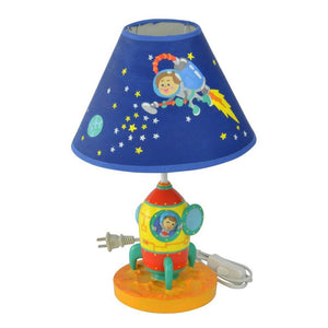 Fantasy Fields Rocket Lampshade