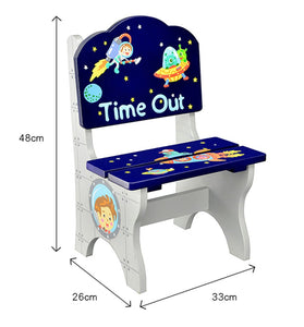 Fantasy Fields Rocket Time Out Chair