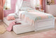 Cilek Selena Bed (100X200 Cm) W/ Pull Out Bed (90X190 Cm)