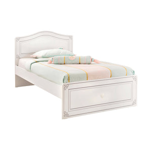 Cilek Selena Bed (100X200 Cm Or 120X200 Cm - With Pull Out Options)