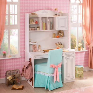 Cilek Selena Study Desk With Unit
