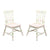 Fantasy Fields Set of 2 Elegant Chair