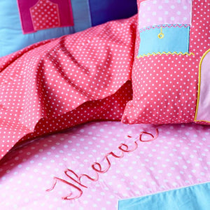 Snuggle Home Sweet Home Bedsheet Set