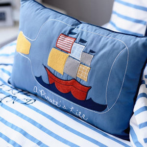 Snuggle Sea Pirate Bedsheet Set