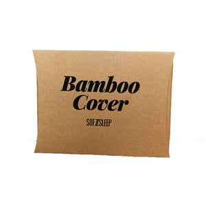 Sofzsleep 100% Latex Bamboo Cover