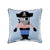 Snuggle Square Pirate Cushion